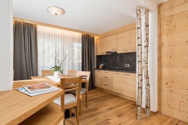 La zona giorno Stella - Garni (B&B) + Appartamenti 3 stelle
