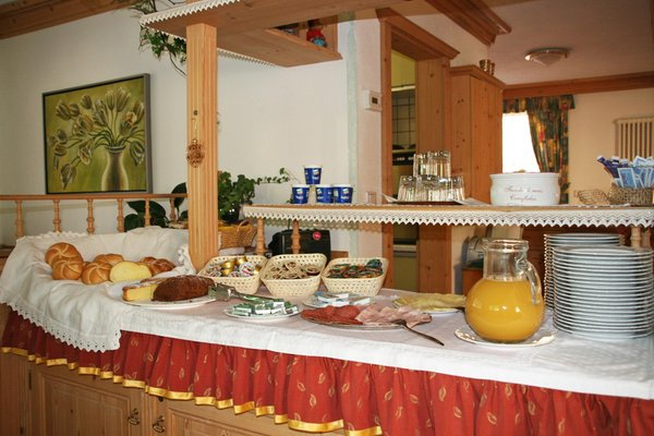La colazione Stella - Garni (B&B) + Appartamenti 3 stelle