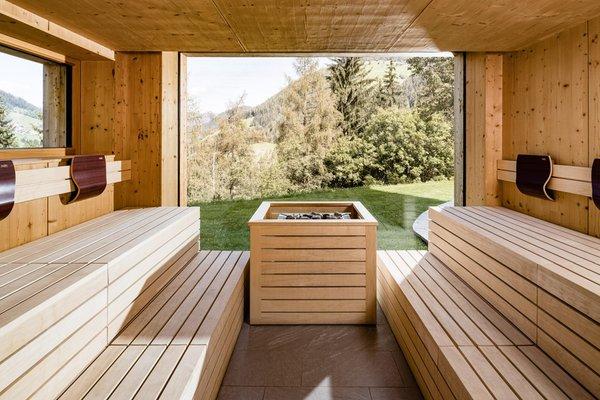 Foto der Sauna Zwischenwasser