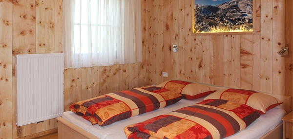 Foto della camera Bed & Breakfast Ciasa Brüscia