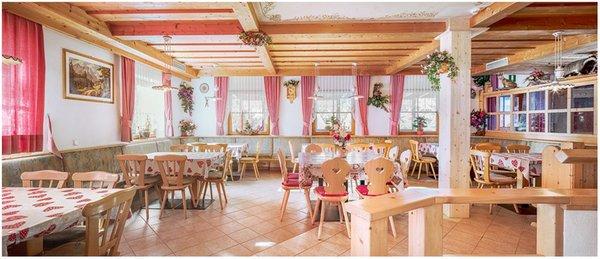 Il ristorante San Vigilio Ciasa ChiVai