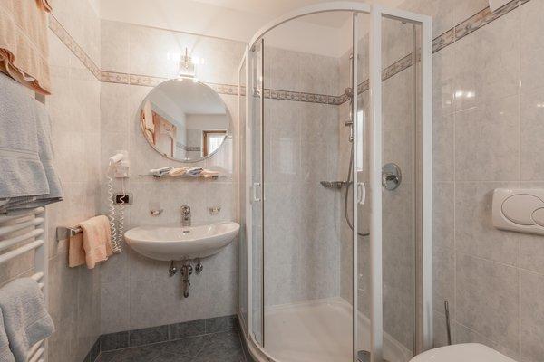 Foto del bagno Residence Antina