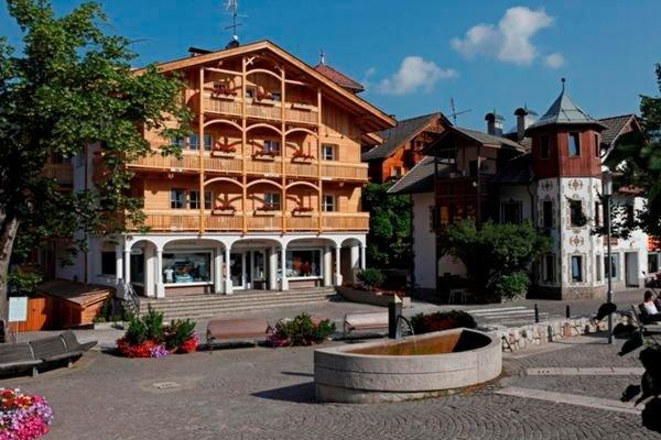 Foto estiva di presentazione Residence Christophorus Mountain Residence