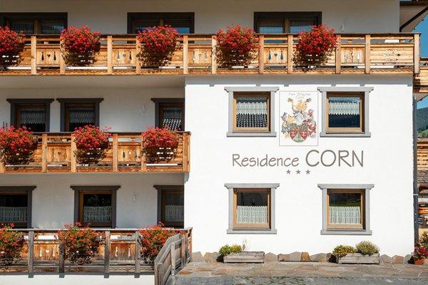 Foto Außenansicht Residence Corn