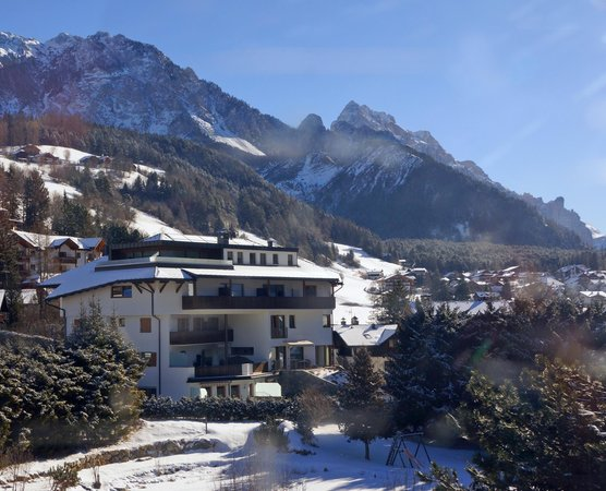 Foto invernale di presentazione Plan de Corones - Residence 3 stelle sup.