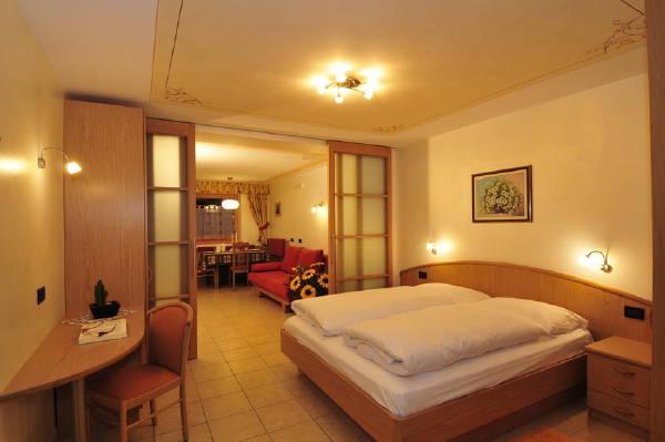 Foto vom Zimmer Residence Plan de Corones