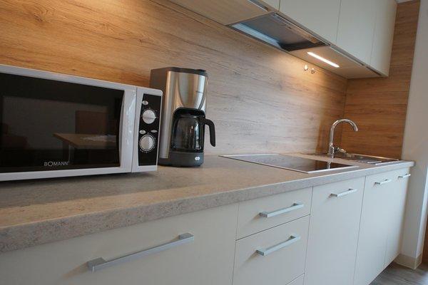 Foto della cucina Plan de Corones
