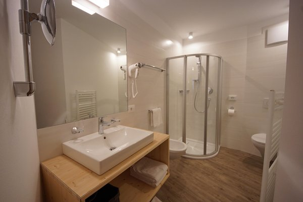 Photo of the bathroom Residence Plan de Corones