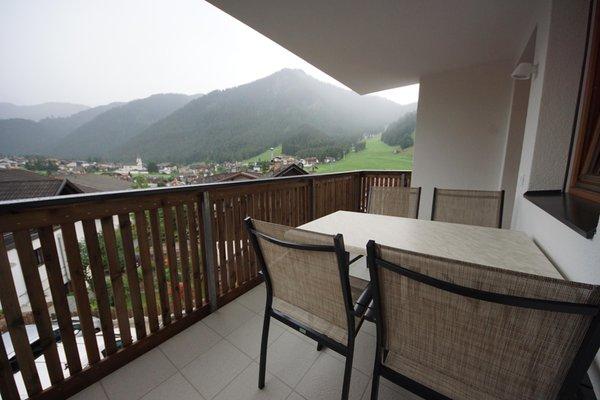 Foto del balcone Plan de Corones