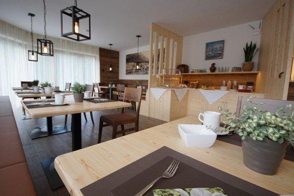 La colazione Plan de Corones - Residence 3 stelle sup.