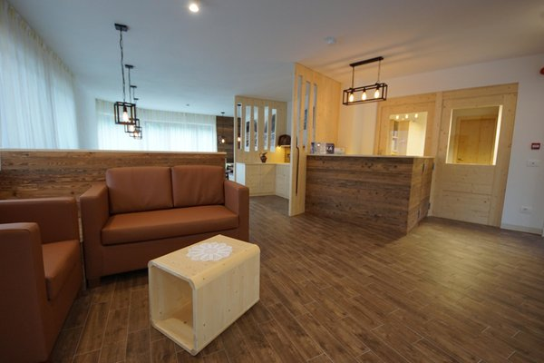 Die Gemeinschaftsräume Residence Plan de Corones