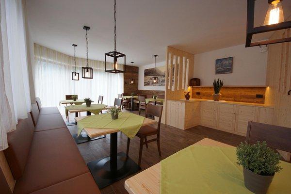 Das Frühstück Plan de Corones - Residence 3 Stern sup.