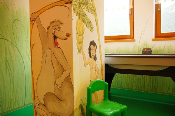 La sala giochi Residence Plan de Corones