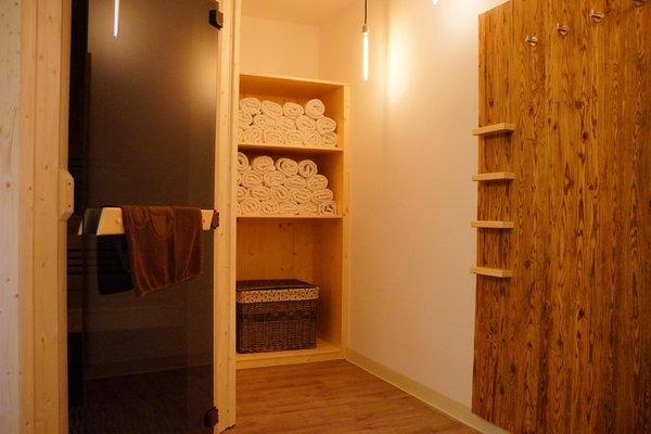 Foto vom Wellness-Bereich Residence Plan de Corones