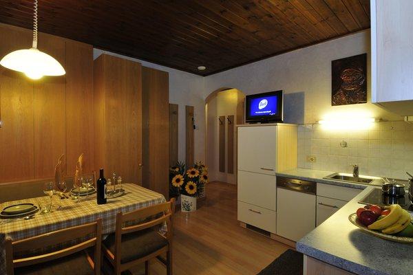 Foto der Küche Plan de Corones