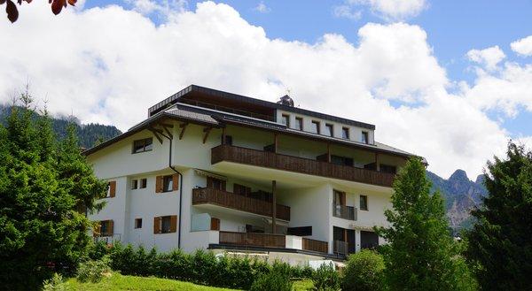 Foto estiva di presentazione Plan de Corones - Residence 3 stelle sup.