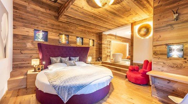 Foto della camera Alpine Residence Villa Adler