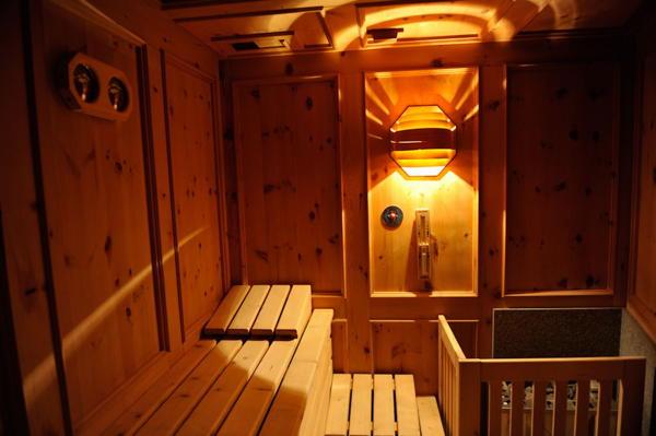 Foto della sauna S. Vigilio