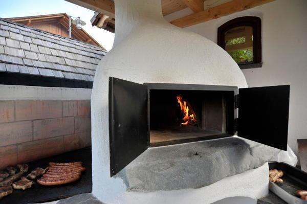 Foto di alcuni dettagli Alpine Villa Adler