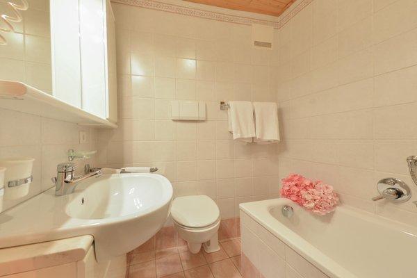 Foto del bagno Residence Villa Melitta