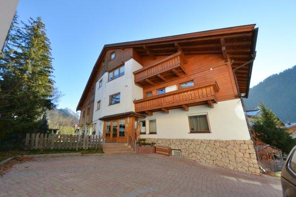 Foto estiva di presentazione Residence Villa Melitta