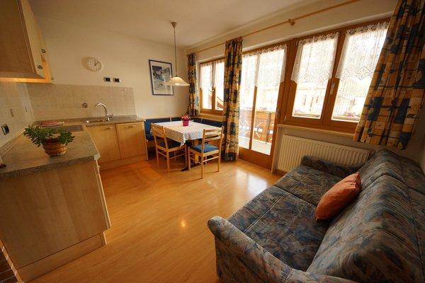 Der Wohnraum Villa Toni - Residence 3 Sterne