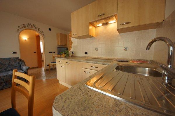 Foto der Küche Villa Toni