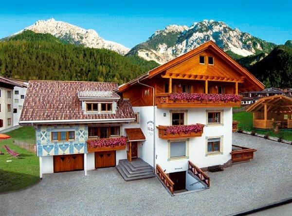 Sommer Präsentationsbild Villa Toni - Residence 3 Sterne