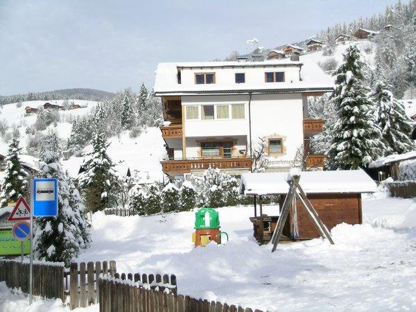 Foto invernale di presentazione Sorà - Residence 2 stelle