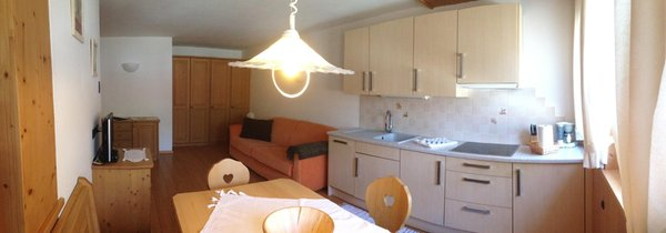 La zona giorno Apartments Greta - Residence 3 soli