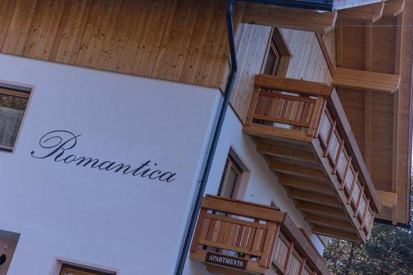 Foto esterno Appartamenti Ciasa Romantica