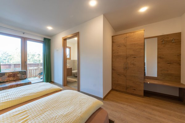 Foto della camera Appartamenti Ciasa Romantica