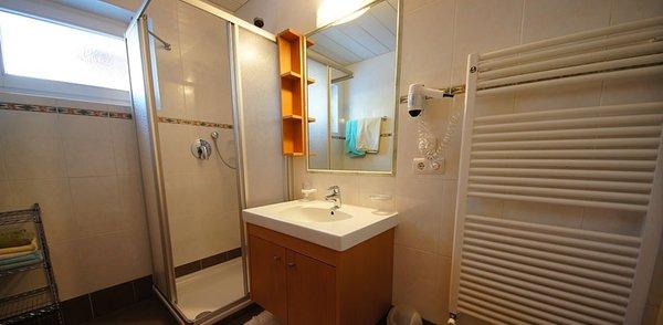Foto del bagno Appartamenti Antersì