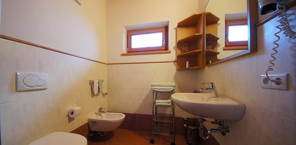 Photo of the bathroom Apartments Antersì