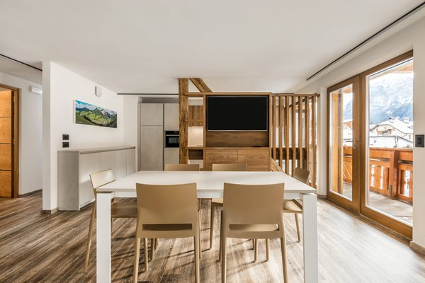 Der Wohnraum Apartments S. Vigilio