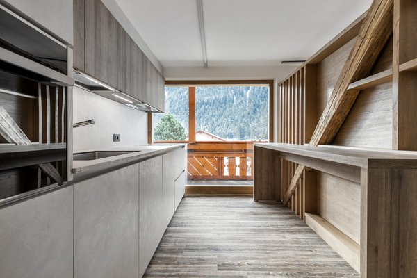 Foto della cucina Apartments S. Vigilio