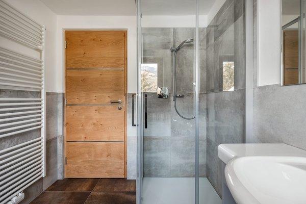 Foto del bagno Apartments S. Vigilio