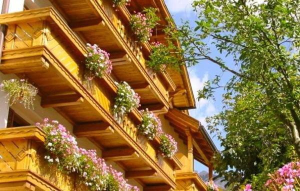 Sommer Präsentationsbild Apartments S. Vigilio