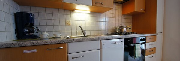 Foto della cucina La Pli