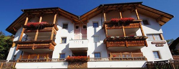 Foto estiva di presentazione Appartamenti La Pli