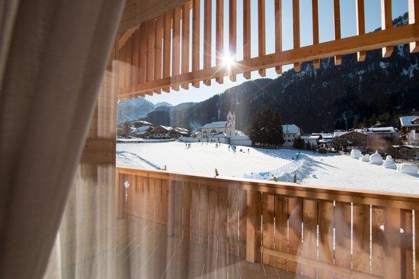 Foto del balcone Ciasa Lavarella