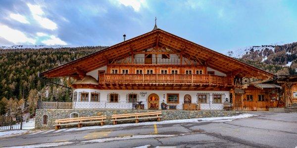 Winter Präsentationsbild Schmiedhof - Ferienwohnungen 1 Blume
