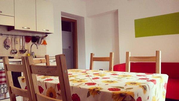 Foto della cucina Viola