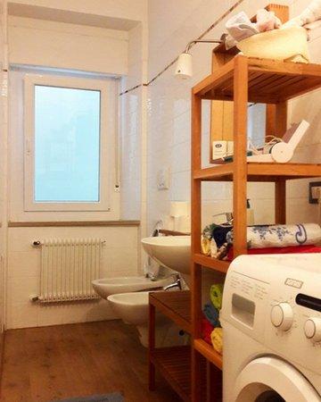 Foto del bagno Appartamento Viola