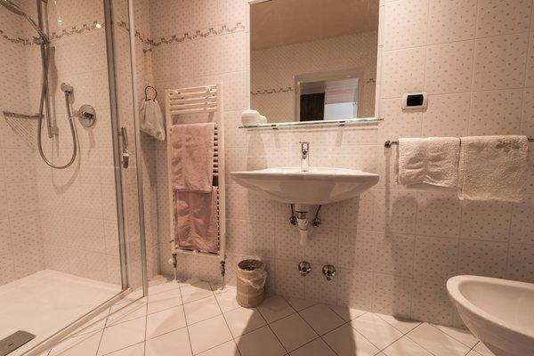 Foto del bagno Appartamenti Ciasa Albert