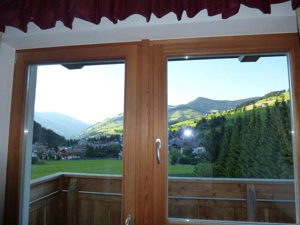 Photo of the balcony Ciasa Isidor
