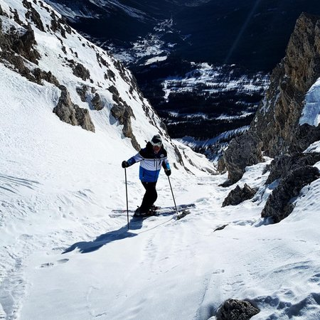 Attività invernali Cortina d'Ampezzo e dintorni