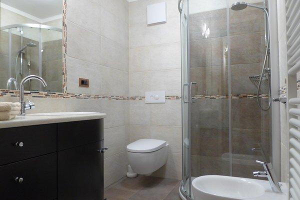 Foto del bagno Appartamento Ciasa Stoffl