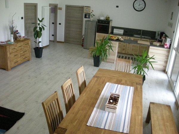 Foto der Küche Il Crocevia