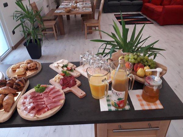 Das Frühstück Il Crocevia - Bed & Breakfast